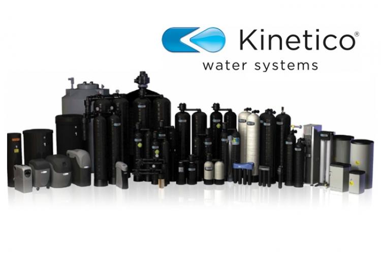 Kinetico Softeners