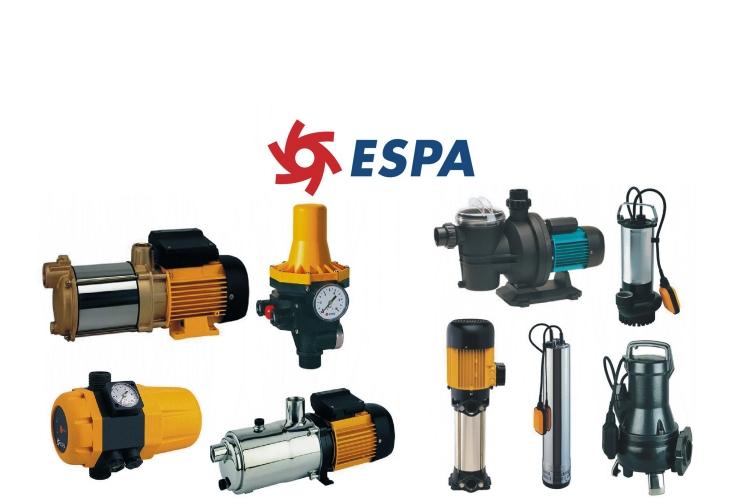 ESPA Pumps