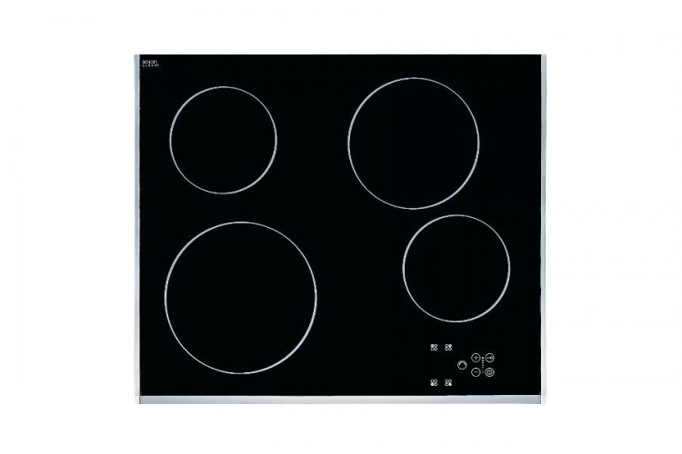 Glassceramic Hobs